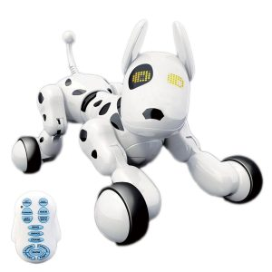 review Dada: Interactive Wireless Remote Control Robot Pet Dog