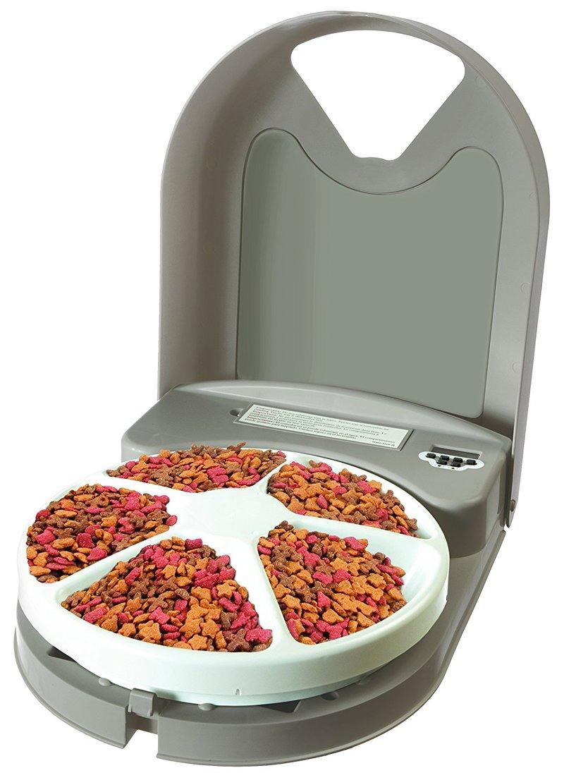 meal-5 automatic dog feeder