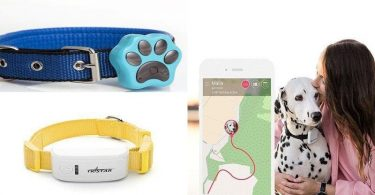 The best gps dog trackers and GPS dog collars for tracking your dog: Fi Collar, Whisle GPS dog tracker and Garmin 200i dog tracking system