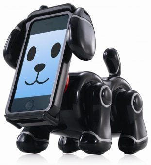 Bandai Robot Toy Dog