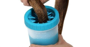 Dexas MudBuster Portable Dog Paw Cleaner review