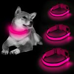 Clan-x LED Dog Collar