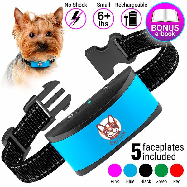 Enrivik Small Dog Anti-Bark Collar