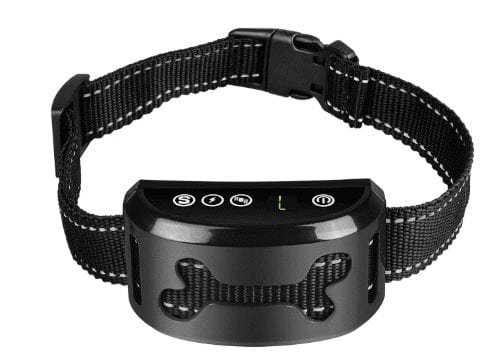 Pop View Anti-Bark Collar