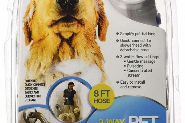 rince ace 3 way pet shower review