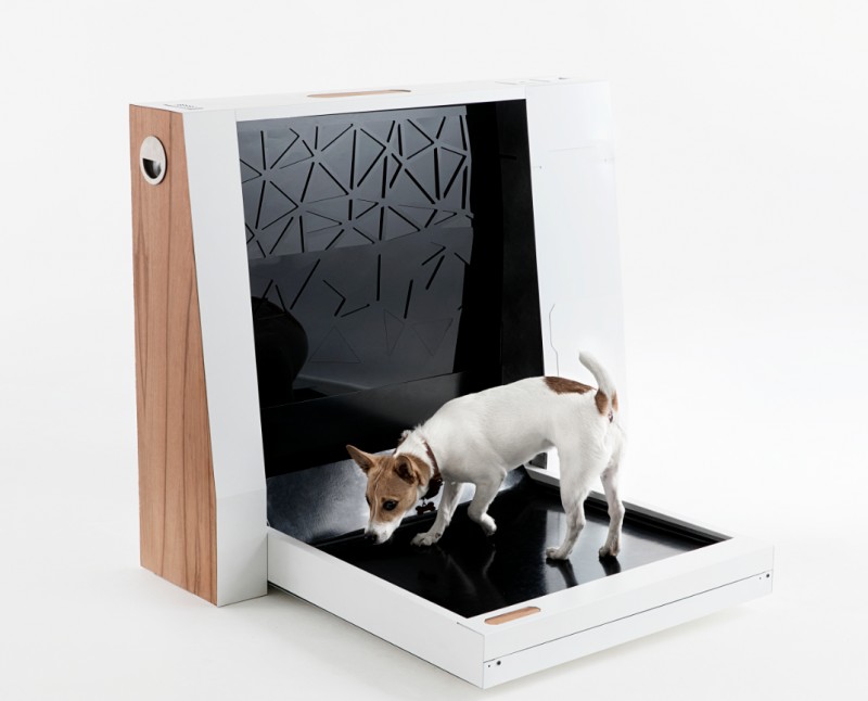 Inubox dog toiler