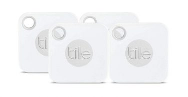 Tile Mate with Replaceable Battery