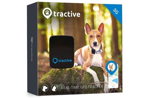 Tractive 3G Dog GPS Tracker review