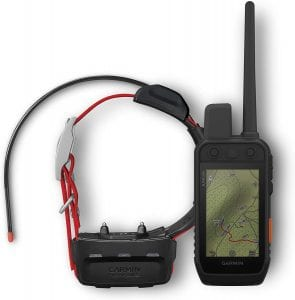 Garmin Alpha 200i is amazing dog tracking system and activity monitor.