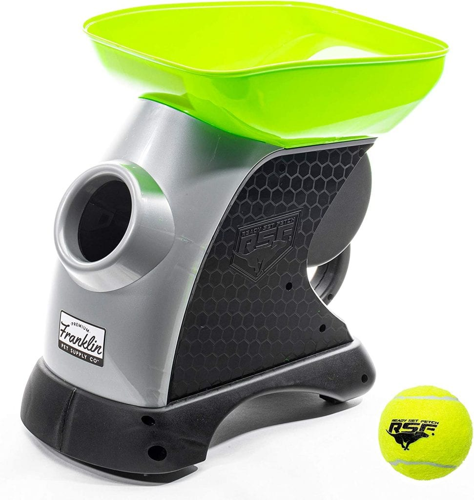 Franklin Pet Supply tennis ball thrower device