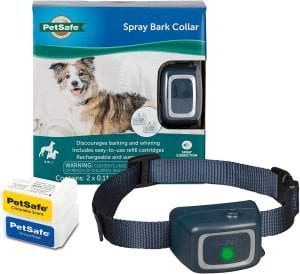Petsafe Gentle Spray Bark Collar Review