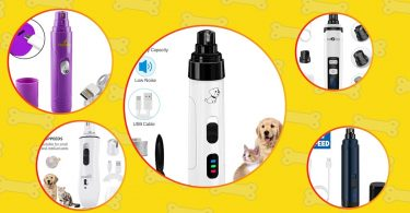 Best electric dog trimmers, grinders & clippers