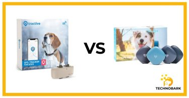 Tractive GPS Tracker vs. Findster Duo+