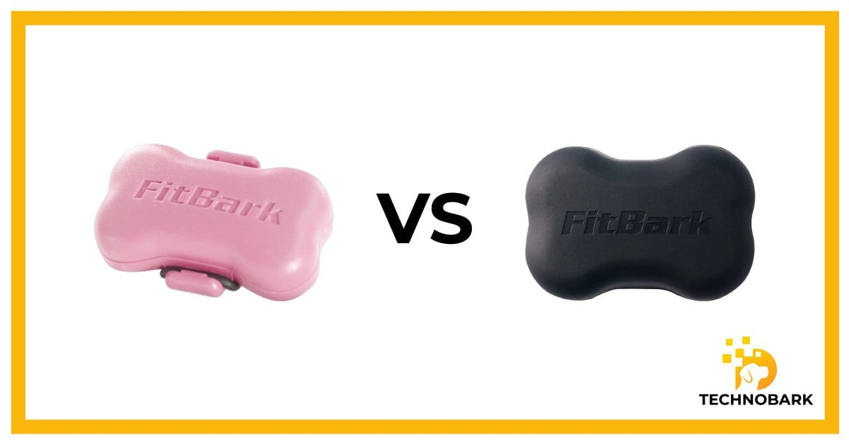 Design differences Fitbark vs Fitbark 2
