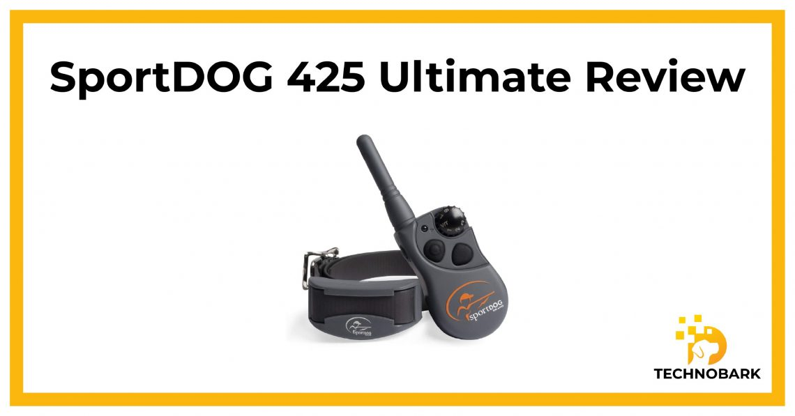 Sportdog 425 collar review.