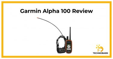Garmin Alpha 100 review by Mark Braeden.