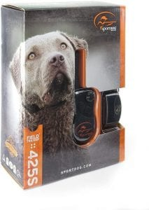Sportdog 425x packaged in the brand new box.