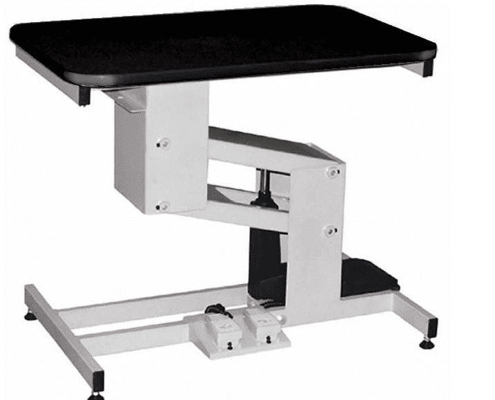 Edemco electric dog grooming table