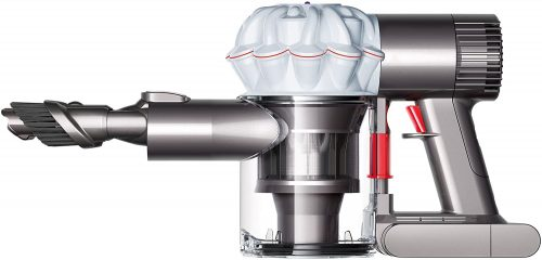 Dyson V6 is the best handheld vacuum for picking up dog hair