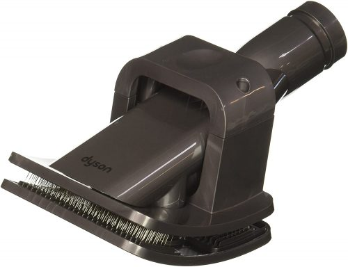 Dog grooming tool and vacuum attachment from Dyson