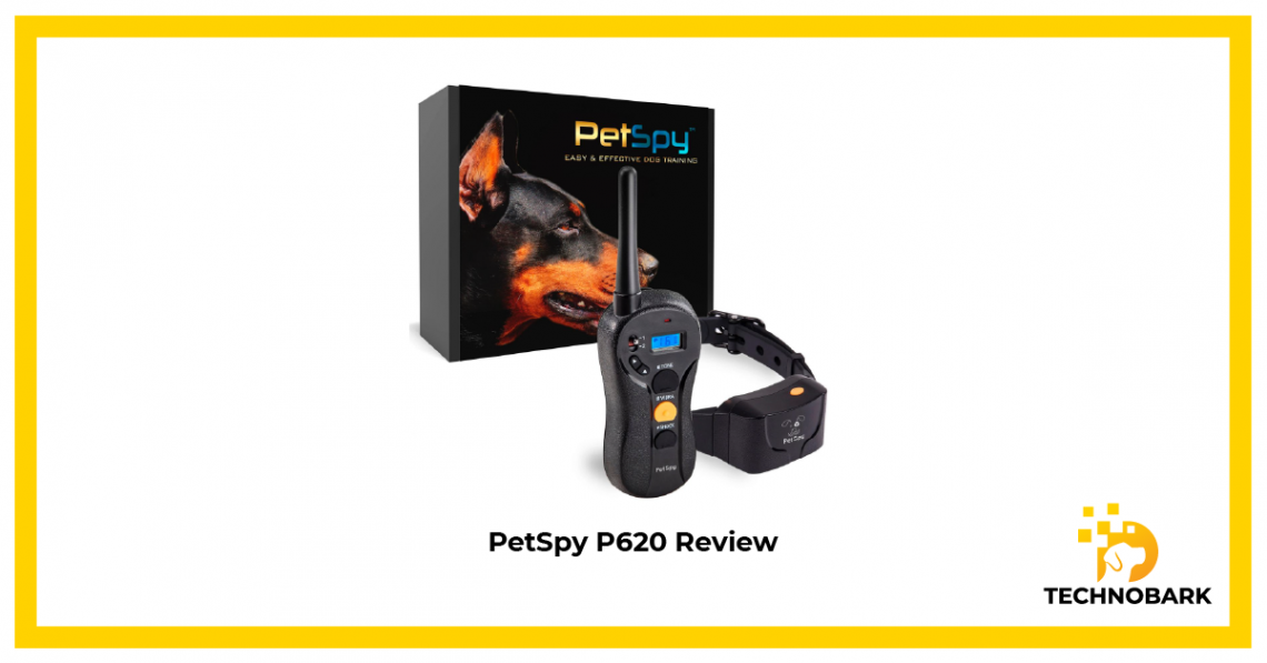 PetSpy P620 Review by Technobark