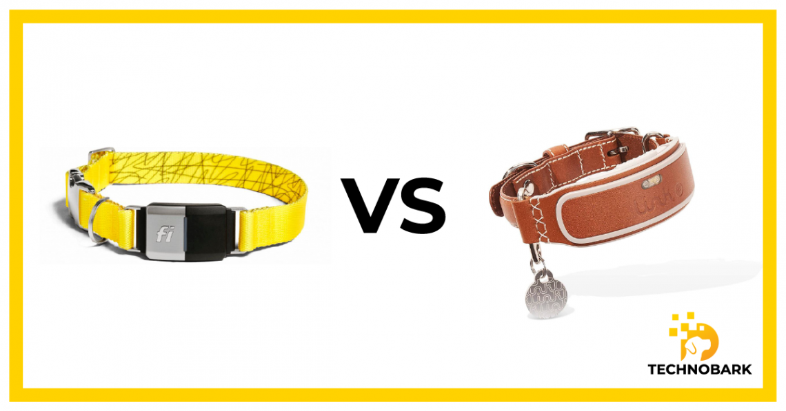 Fi dog collar VS Link AKC Smart collar