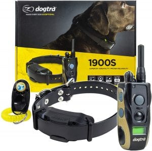 Dogtra 1900S training collar