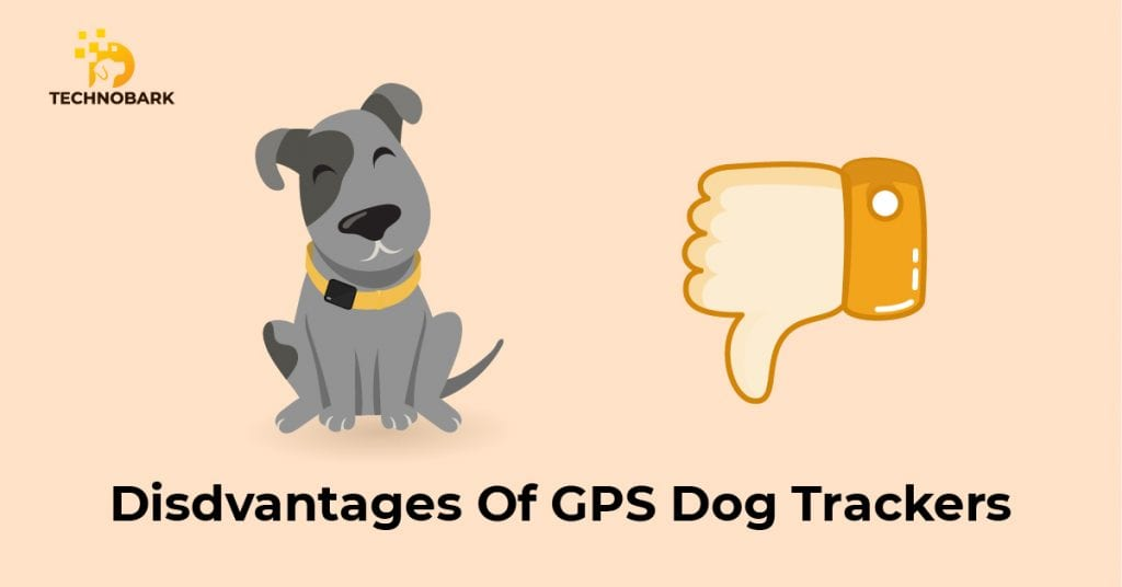 Explanation on the downsides of dog GPS trackers