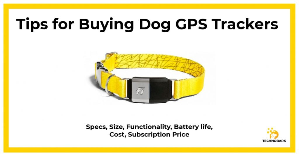 The explanation on how to pick the right dog GPS tracker for your needs.