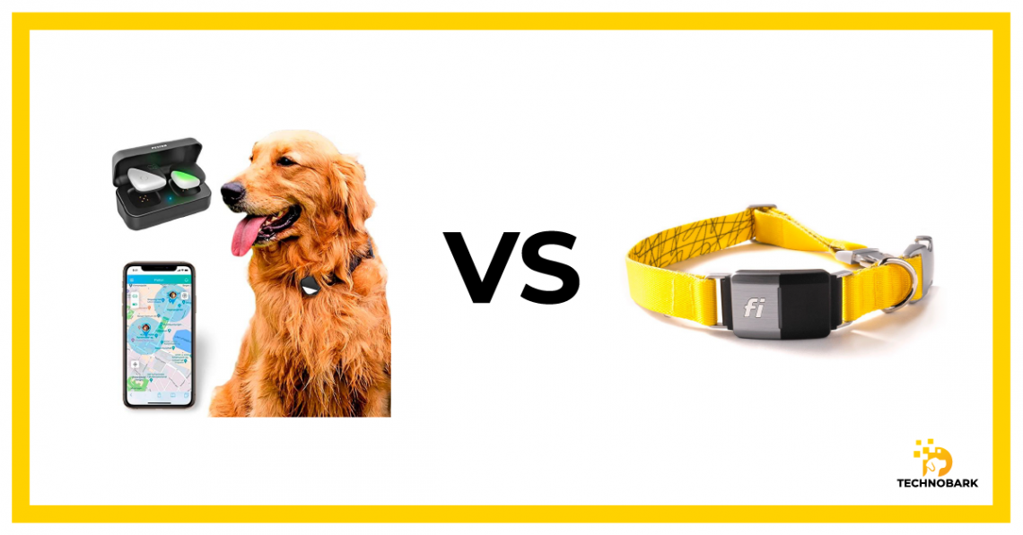 Petfon VS Fi collar