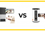 Petcube bites 2 vs Wopet camera
