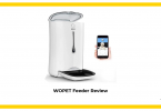 WOPET Pet Automatic Feeder review