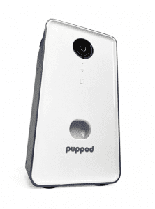 Puppod features shown on the image